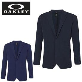 オークリー ゴルフウェア ジャケットメンズ Skull Synchronism Tailored Jacket 2.0 FOA400770 OAKLEY