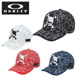オークリー ゴルフ キャップ メンズ Skull Graphic Cap 14.0 FOS900219 OAKLEY