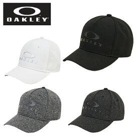 オークリー ゴルフ キャップ メンズ Logo Edge Cap 4.0 ロゴ エッジ FOS900244 OAKLEY