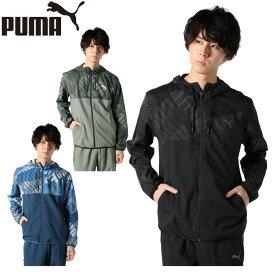 プーマ ウインドブレーカー ジャケット メンズ フードグラフィックウーブン 519497 PUMA