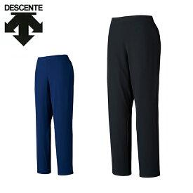 デサント DESCENTE スポーツウェア ロングパンツ レディース ライトクロス 9分丈パンツ DMWPJG10