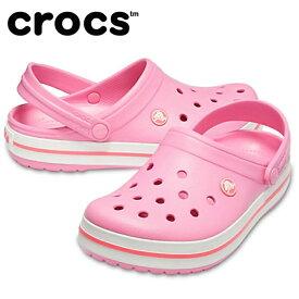クロックス クロックサンダル レディース Crocband Clog クロックバンド クロッグ 11016-62P crocs