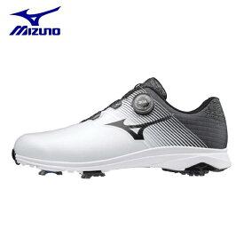 ミズノ ゴルフシューズ ソフトスパイク メンズ ネクスライト NEXLITE 007 Boa 51GM201009 MIZUNO