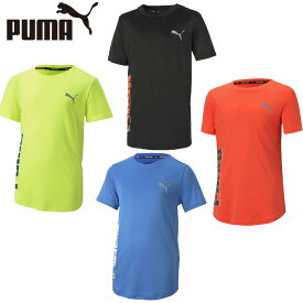 プーマ Tシャツ 半袖 ジュニア AS グラフィックTシャツ582908 PUMA