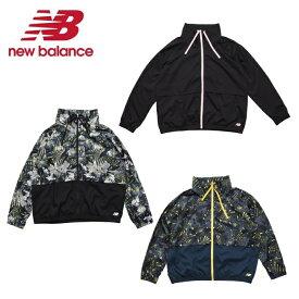 ニューバランス スポーツウェア ジャケット レディース 5WAY ストレッチウーブン ジャケット JWJP0005 new balance