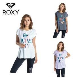 ロキシー Tシャツ 半袖 レディース 水陸両用 速乾 UVカットTシャツ BE ACTIVE ROXY TEE RST201532 ROXY