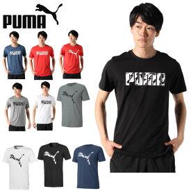 プーマ Tシャツ 半袖 メンズ KA Tシャツ 581458 PUMA