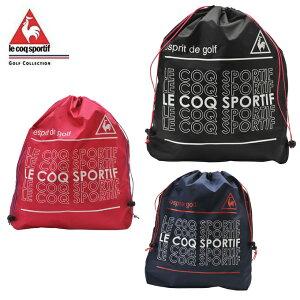 ルコック le coq sportif シューズケース レディース ネームロゴシューズケース QQCPJA25