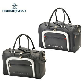 マンシング Munsingwear ボストンバッグ メンズ スクエア型ボストンバッグ MQBPJA00