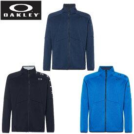 オークリー スポーツウェア ジャージ ジャケット メンズ Enhance Tech Jersey Jacket 10.0 エンハンス テックジャージージャケット FOA400839 OAKLEY
