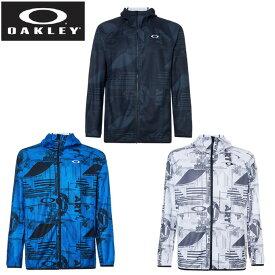 オークリー ジャケット メンズ Enhance Knit Hoody Jacket 10.0 エンハンス ニットフーディ ジャケット 10.0 FOA400836 OAKLEY