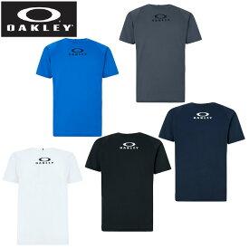 オークリー Tシャツ 半袖 メンズ Enhance SS Crew 10.0 エンハンス ショートスリーブ クルー 10.0 FOA400841 OAKLEY