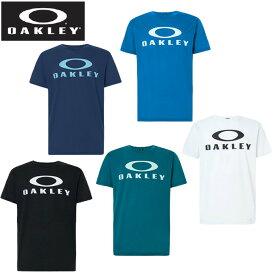 オークリー Tシャツ 半袖 メンズ Enhance QD SS Tee O Bark 10.0 エンハンス QD ショートスリーブ ティー O Bark 10.0 FOA400809 OAKLEY