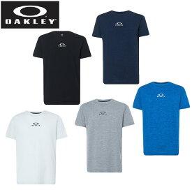 オークリー Tシャツ 半袖 メンズ Enhance Mobility O-Fit SS Tee Light エンハンス モビリティ ショートスリーブ FOA400813 OAKLEY