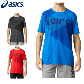 アシックス Tシャツ 半袖 メンズ TOKYO グラフィックショートスリーブトップ 2031B323 asics