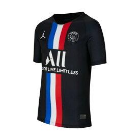 ナイキ サッカーウェア レプリカシャツ ジュニア ジョーダン x パリ サンジェルマン 2019/20 スタジアム フォース BV9202-011 NIKE