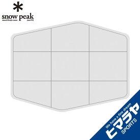 スノーピーク インナーマット ランドブリーズPro.1 TM-641 snow peak