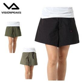 ビジョンピークス VISIONPEAKS ショートパンツ レディース キュロットスカート VP171118J01