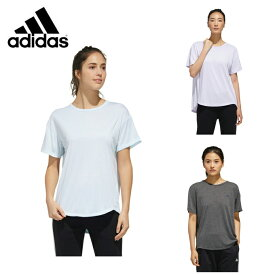 アディダス Tシャツ 半袖 レディース マストハブ リラックス 半袖Tシャツ GVQ42 adidas