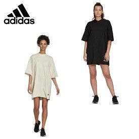 アディダス Tシャツ 半袖 レディース リサイクルコットンTee GLF99 adidas
