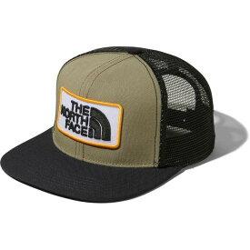 【7000円以上でクーポン利用可 6/1まで】 ノースフェイス 帽子 キャップ ジュニア Trucker Mesh Capトラッカーメッシュキャップ NNJ01912 BK THE NORTH FACE