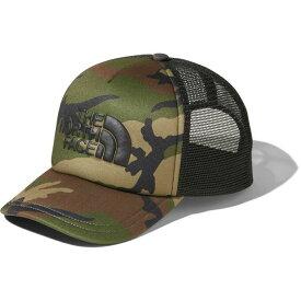 ノースフェイス 帽子 キャップ ジュニア Logo Mesh Cap ロゴメッシュキャップ NNJ01911 WL THE NORTH FACE