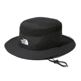 【エントリーで5倍 8/10〜8/11まで】 ノースフェイス ハット メンズ レディース Brimmer Hat ブリマーハット NN02032 K THE NORTH FACE