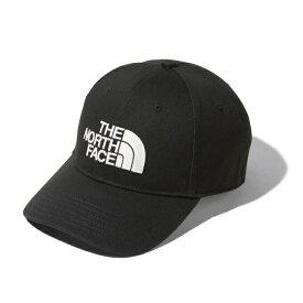 【エントリーで5倍 8/10〜8/11まで】 ノースフェイス 帽子 キャップ メンズ レディース TNF Logo Cap TNFロゴキャップ ユニセックス NN02044 K THE NORTH FACE