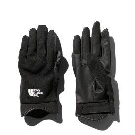 【5/25はエントリー+楽天カード利用で5倍】 ノースフェイス トレッキンググローブ メンズ レディース Simple Trekkers Glove シンプルトレッカーズグローブ NN12004 K THE NORTH FACE