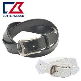 カッター&バック CUTTER&BUCK ゴルフ ベルト メンズ カーブベルト CGBPJH11