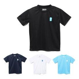 ドラえもん Doraemon バドミントンウェア Tシャツ 半袖 ジュニア バドT 22843071