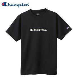 チャンピオン バスケットボールウェア 半袖シャツ レディース ウィメンズ プラクティスTシャツ 20SS E-MOTION CW-RB312-090 Champion