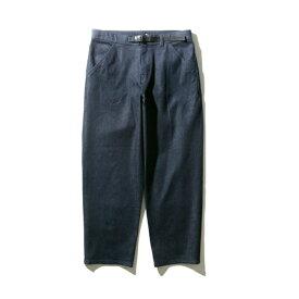 【5/25はクーポンで1000円引&エントリー+楽天カード利用で5倍】 ノースフェイス ロングパンツ メンズ デニムクライミングバギーパンツ Denim Climbing Baggy pants NB32004 ID THE NORTH FACE