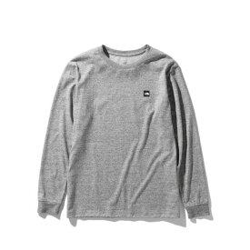 ノースフェイス Tシャツ 長袖 メンズ スモールボックスロゴ NT32041 Z THE NORTH FACE