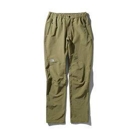 ノースフェイス ロングパンツ レディース アルパインライトパンツ Alpine Light pants NTW52927 BG THE NORTH FACE