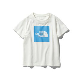 ノースフェイス 半袖シャツ ジュニア S/S Colored Big Logo Tee ショートスリーブカラードビッグロゴティー キッズ NTJ32026 WC THE NORTH FACE