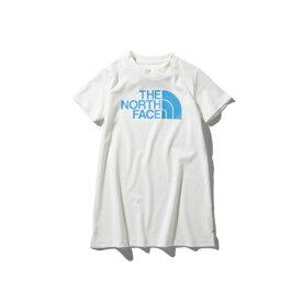 ノースフェイス 半袖シャツ ジュニア G S/S Onepiece Tee ガールズショートスリーブワンピースティー キッズ ガールズ NTG32028 WW THE NORTH FACE