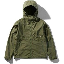 ノースフェイス アウトドア ジャケット レディース コンパクトジャケット Compact Jacket NPW71830 BG THE NORTH FACE