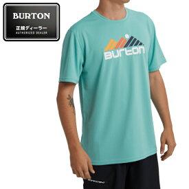 バートン Tシャツ 半袖 メンズ ACTIVE SHORT SLEEVE T SHIRT 217591 400 BURTON