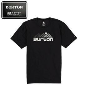 バートン Tシャツ 半袖 メンズ ACTIVE SHORT SLEEVE T SHIRT 217591 001 BURTON