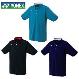 ヨネックス テニスウェア ゲームシャツ メンズ ポロシャツ 10246 YONEX