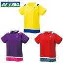 ヨネックス テニスウェア ゲームシャツ レディース ウィメンズゲームシャツ 20484 YONEX