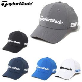 テーラーメイド TaylorMade ゴルフ キャップ メンズ ツアーレイダーキャップ KY789
