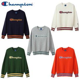 チャンピオン Champion スウェットトレーナー レディース ウィメンズ クルーネックスウェットシャツ CW-RS002