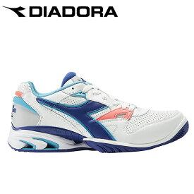 ディアドラ テニスシューズ オールコート メンズ レディース S スターKエース オールコート 174446-2433 DIADORA
