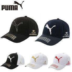 プーマ ゴルフ キャップ メンズ ツアー キャップ 866521 PUMA