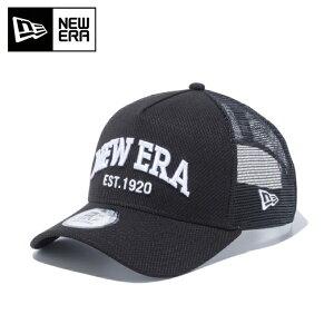ニューエラ NEW ERA ゴルフ キャップ メンズ 9FORTY A-Frame トラッカー ダイアモンドエラ 1920 ロゴ ブラック 12325977
