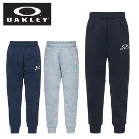 【5/25はエントリー+楽天カード利用で5倍】 オークリー スウェットロングパンツ ジュニア Enhance Fleece Pants YTR 1.0 FOA400827 OAKLEY