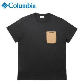 【7000円以上でクーポン利用可 6/1まで】 コロンビア Tシャツ 半袖 メンズ ヤングストリート SS Tシャツ PM1895 011 Columbia