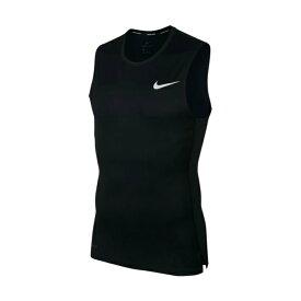 ナイキ アンダーシャツ ノースリーブ メンズ スリーブレス トップ BV5601-010 NIKE